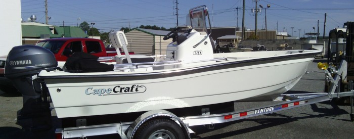 Cape Craft 160 CC