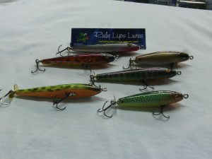Ruby Lips Lures